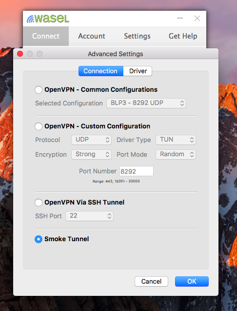 How to Install iWASEL VPN Client on Mac